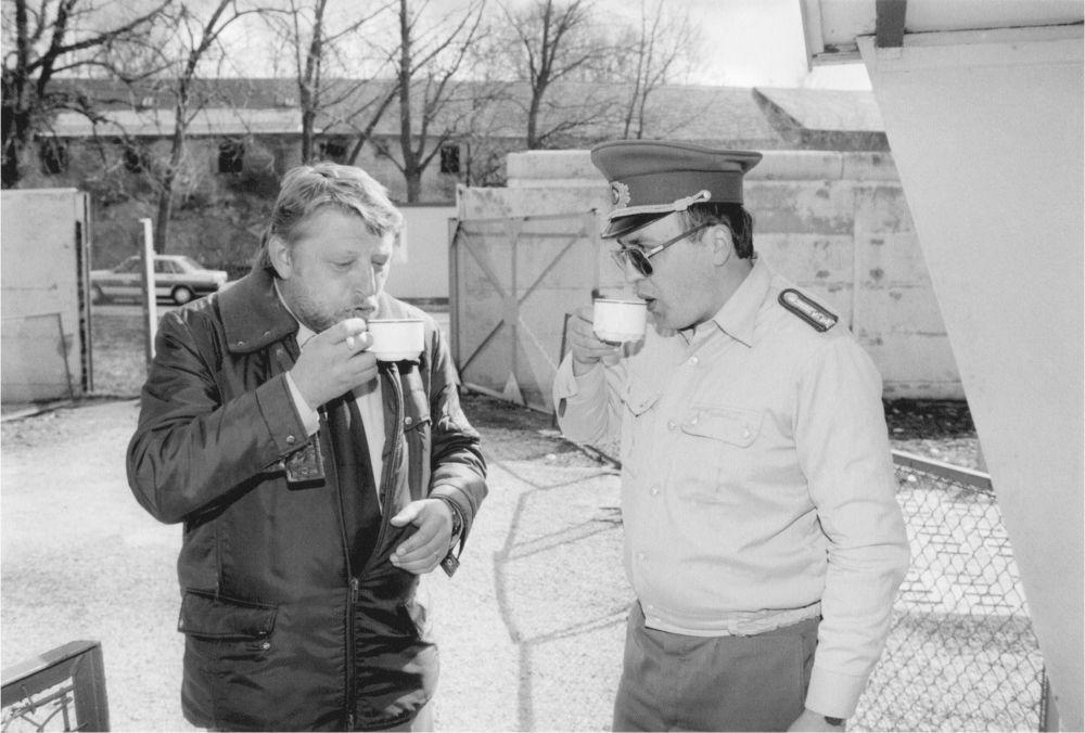 Heinz Dargelis, Brennersgrün, March 1990