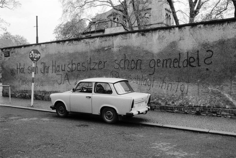 Jürgen Hohmuth, Leipzig, 1991