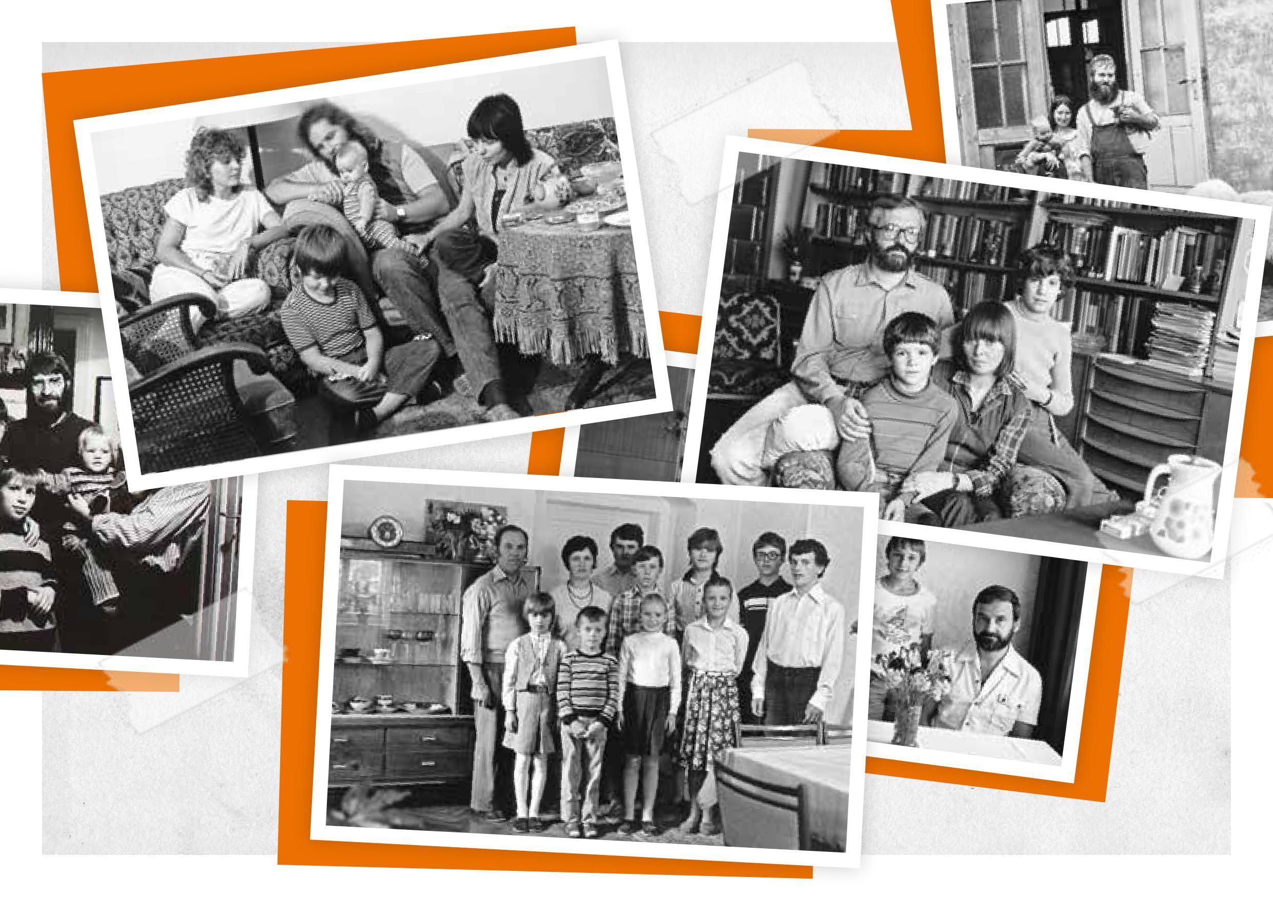 Karte 'Familienfotos' aus der Familientour