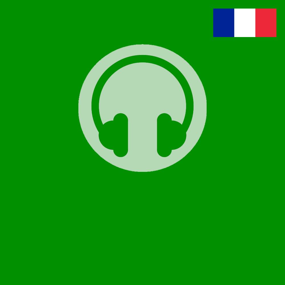 Logo für den AudioGuide in Französisch