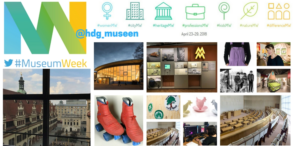Collage der MuseumWeek