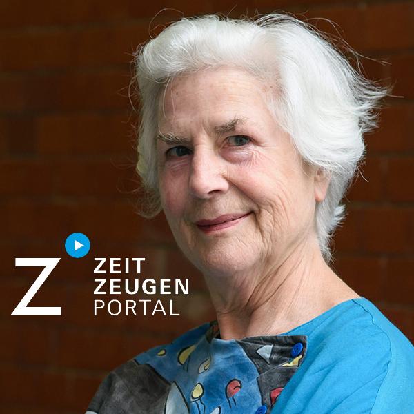 Screenshot of Zeitzeugenportal