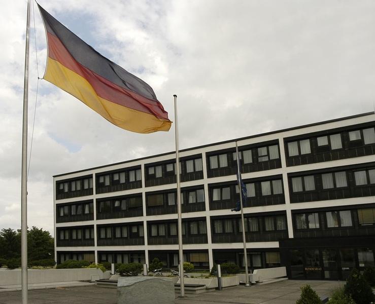 Bundesrat building Bonn