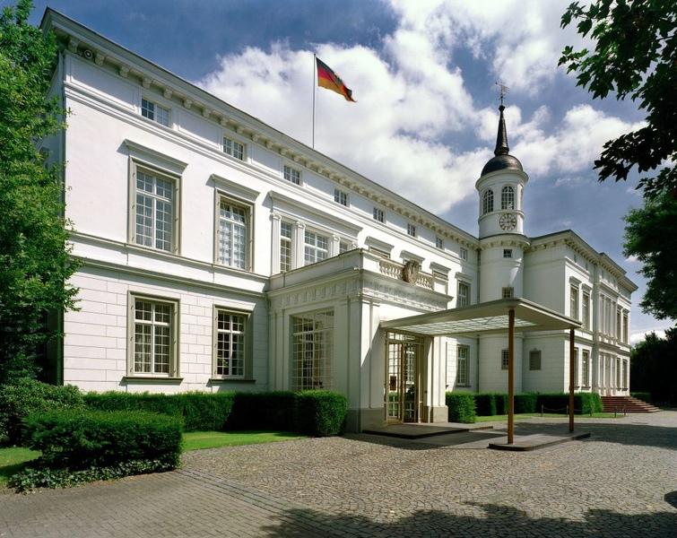 Palais Schaumburg in Bonn