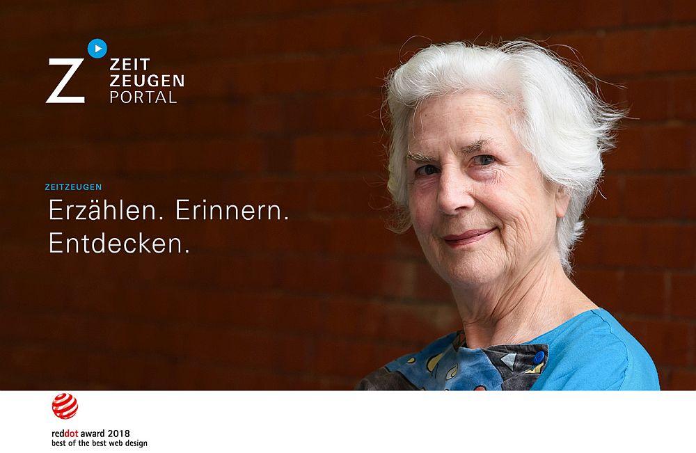 Zeitzeugin Helga Ernst