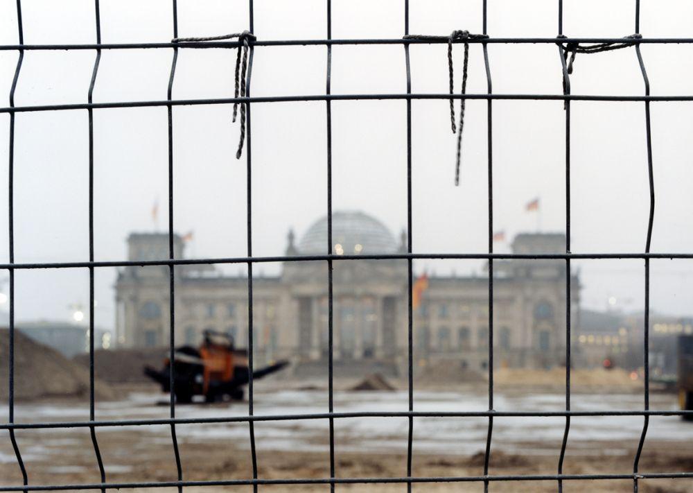 Fotografie 'Reichstag'