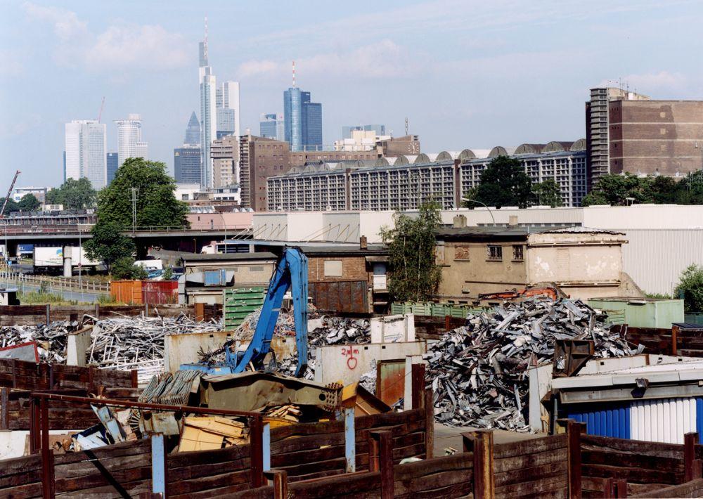 Fotografie 'Skyline Frankfurt am Main'