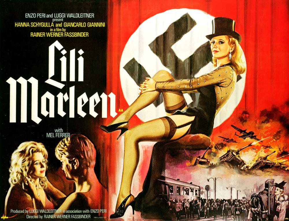Filmplakat 'Lili Marleen'