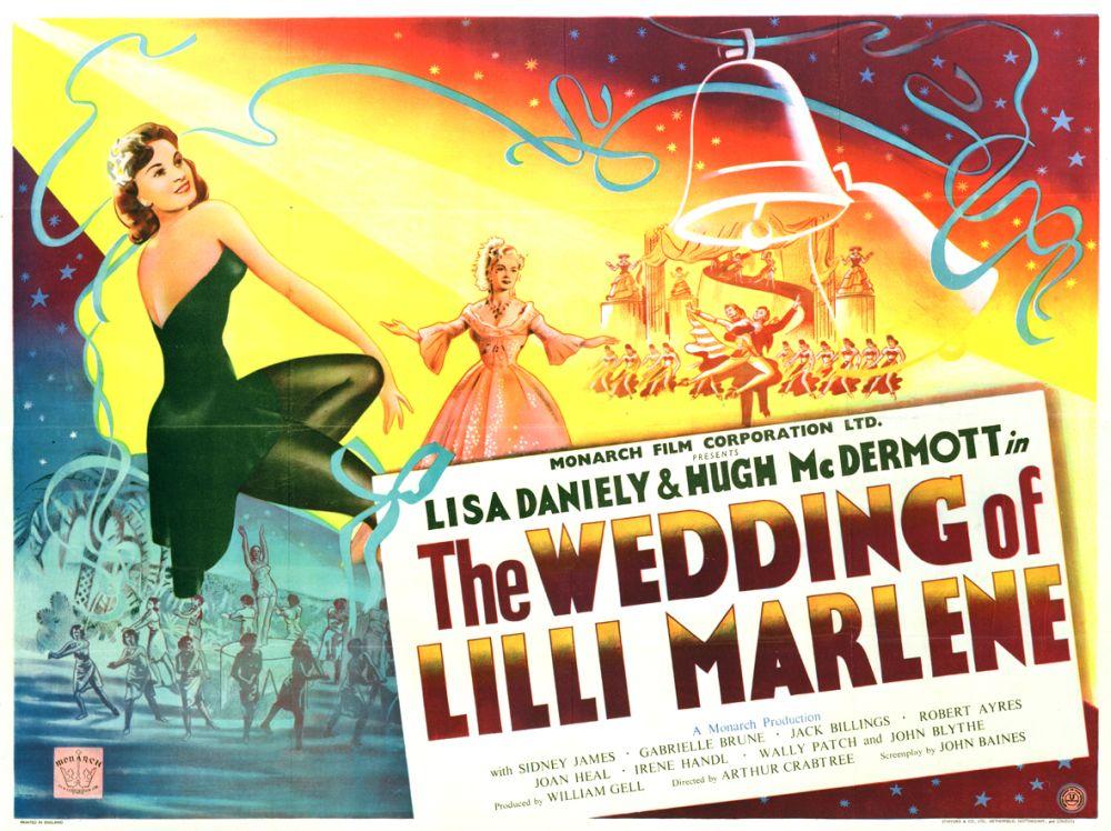 Plakat 'The Wedding of Lilli Marlene'
