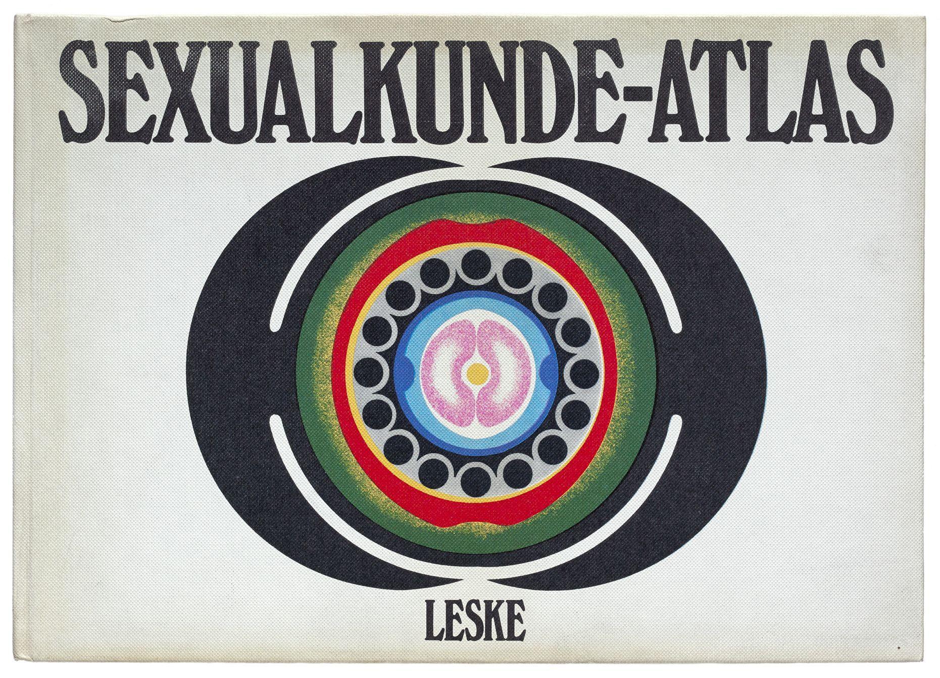 Sexualkunde-Atlas aus dem Leske-Verlag von 1969