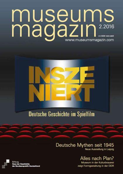 Titelseite des Museumsmagazins 2/2016