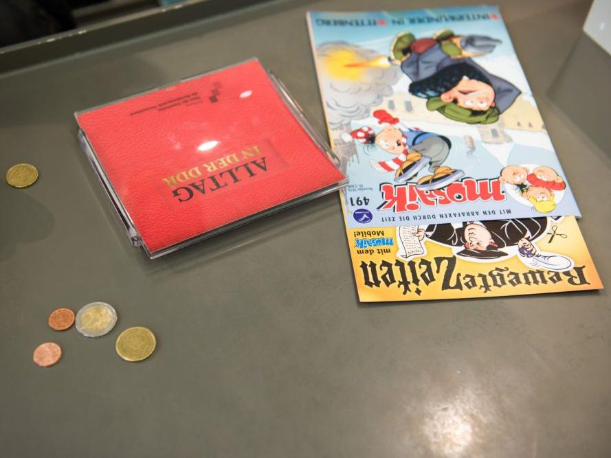 Comic und CD zur Dauer-Ausstellung Museum in der Kultur-Brauerei Berlin