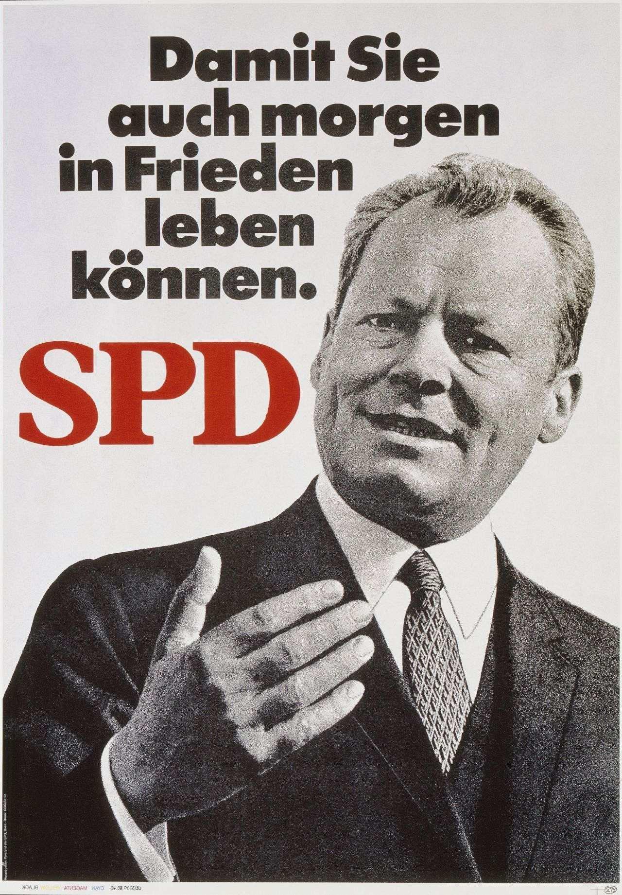 Image result for brandt ostpolitik kritik