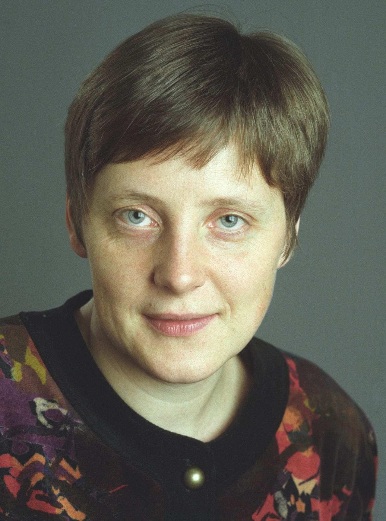 Dissertation Angela Merkel Physik
