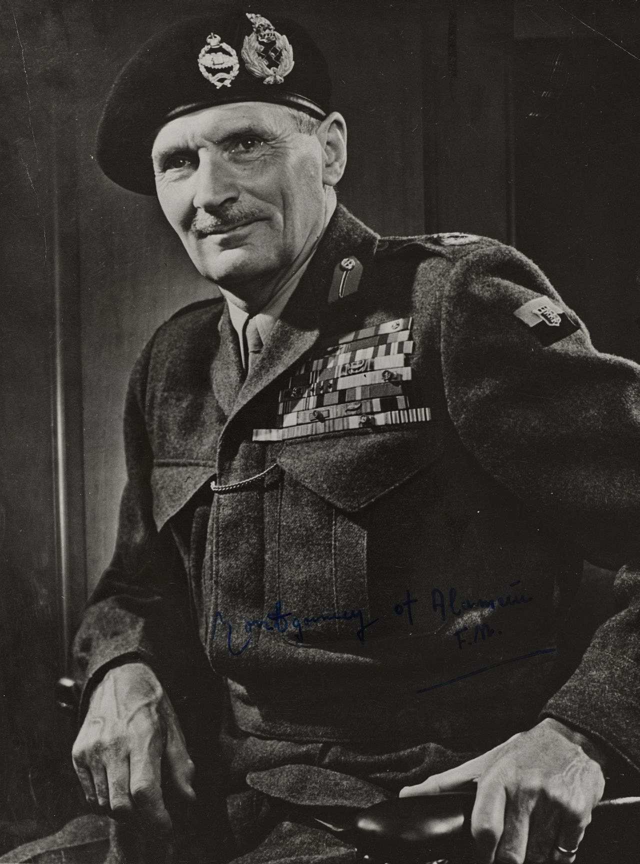 LeMO Biografie Bernard L. Montgomery