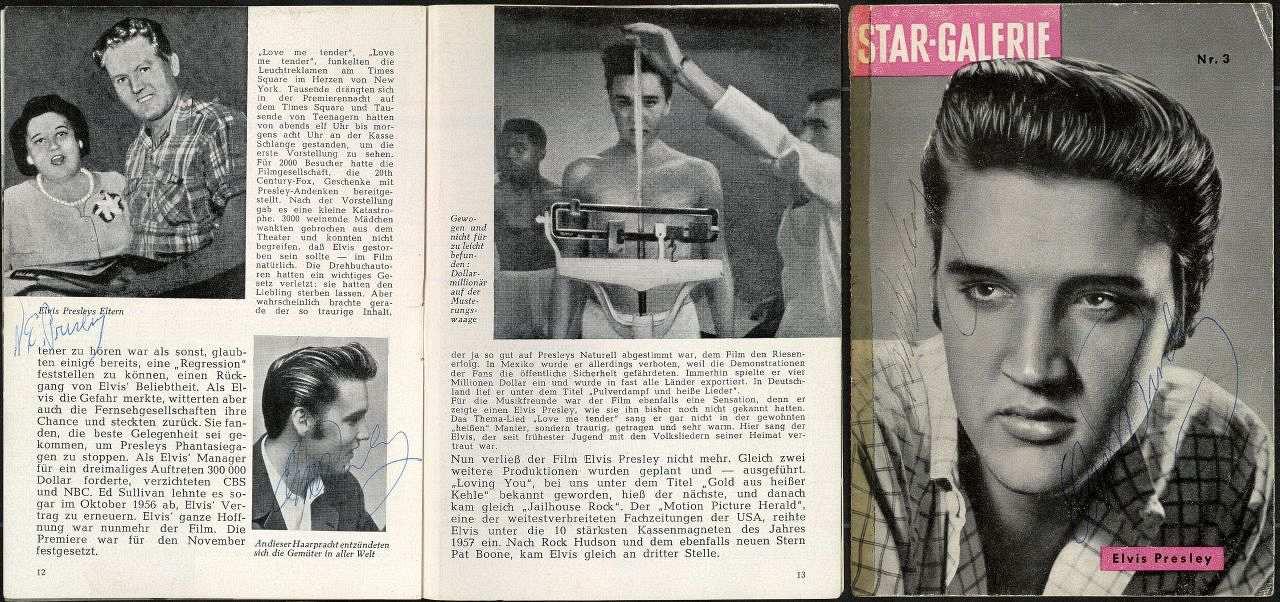 Lemo Biografie Elvis Presley