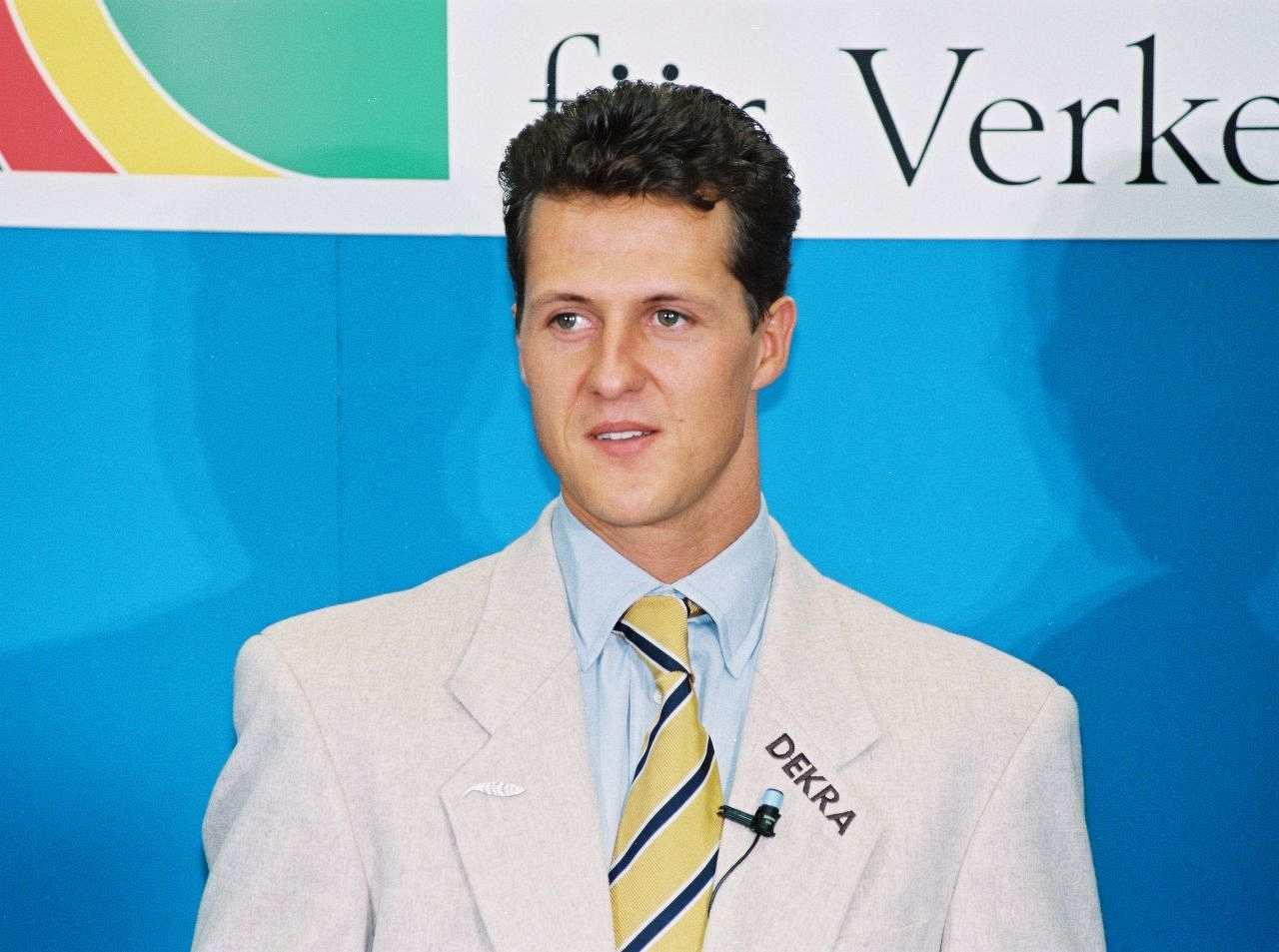 LeMO Biografie Michael Schumacher
