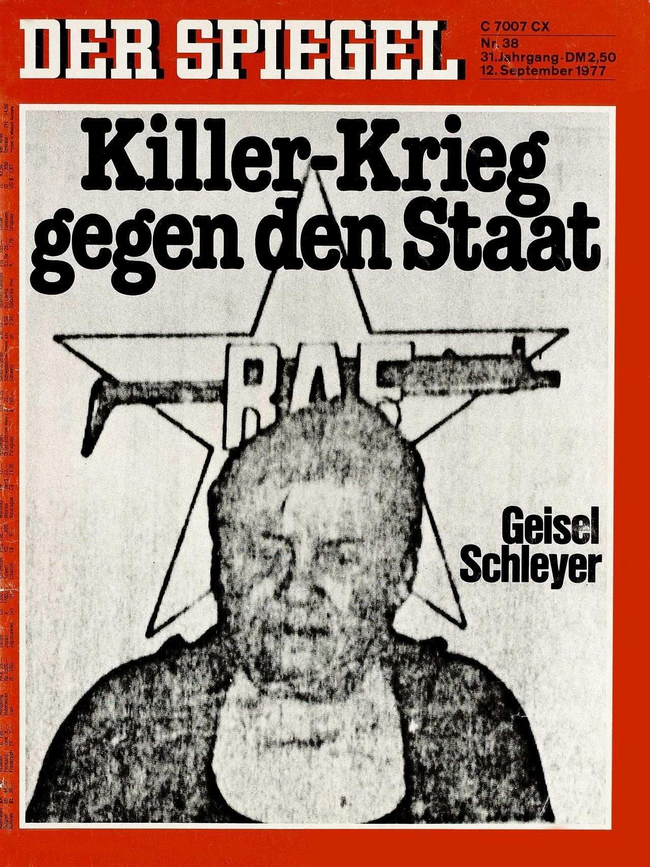 Lemo kapitel deutscher herbst for Spiegel titelblatt