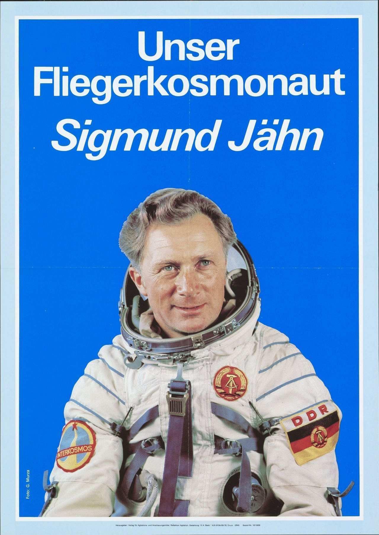 Sigmund Jähn Adresse