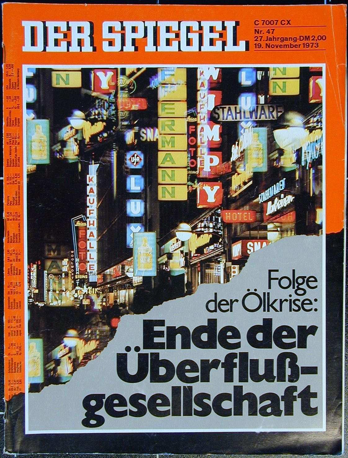 Lemo kapitel geteiltes deutschland krisenmanagement for Hamburg spiegel