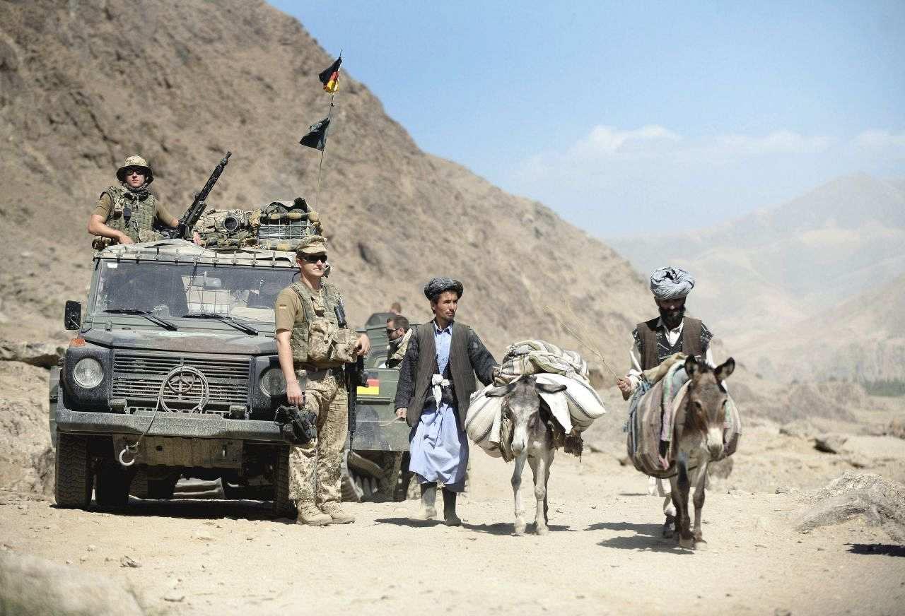 LeMO Kapitel: Afghanistan-Einsatz