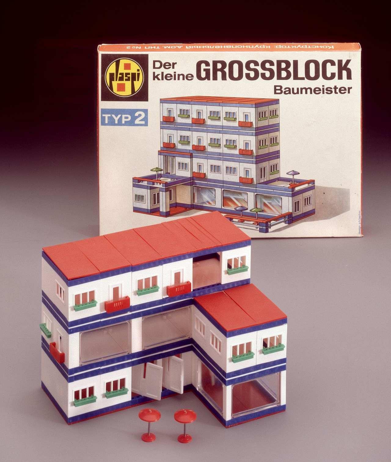 lemo objekt alltagskultur baukasten gro block. Black Bedroom Furniture Sets. Home Design Ideas