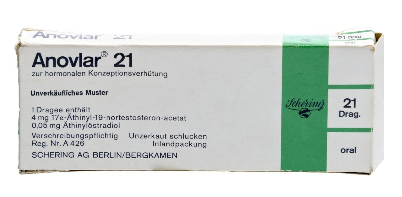 Verpackung antibabypille grüne Verpackungen online