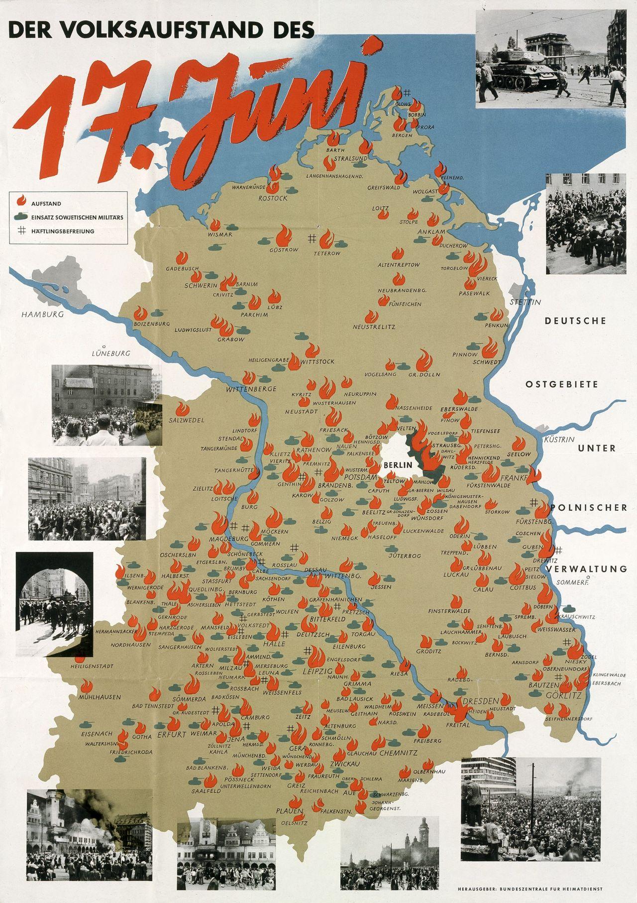 volksaufstand 1953