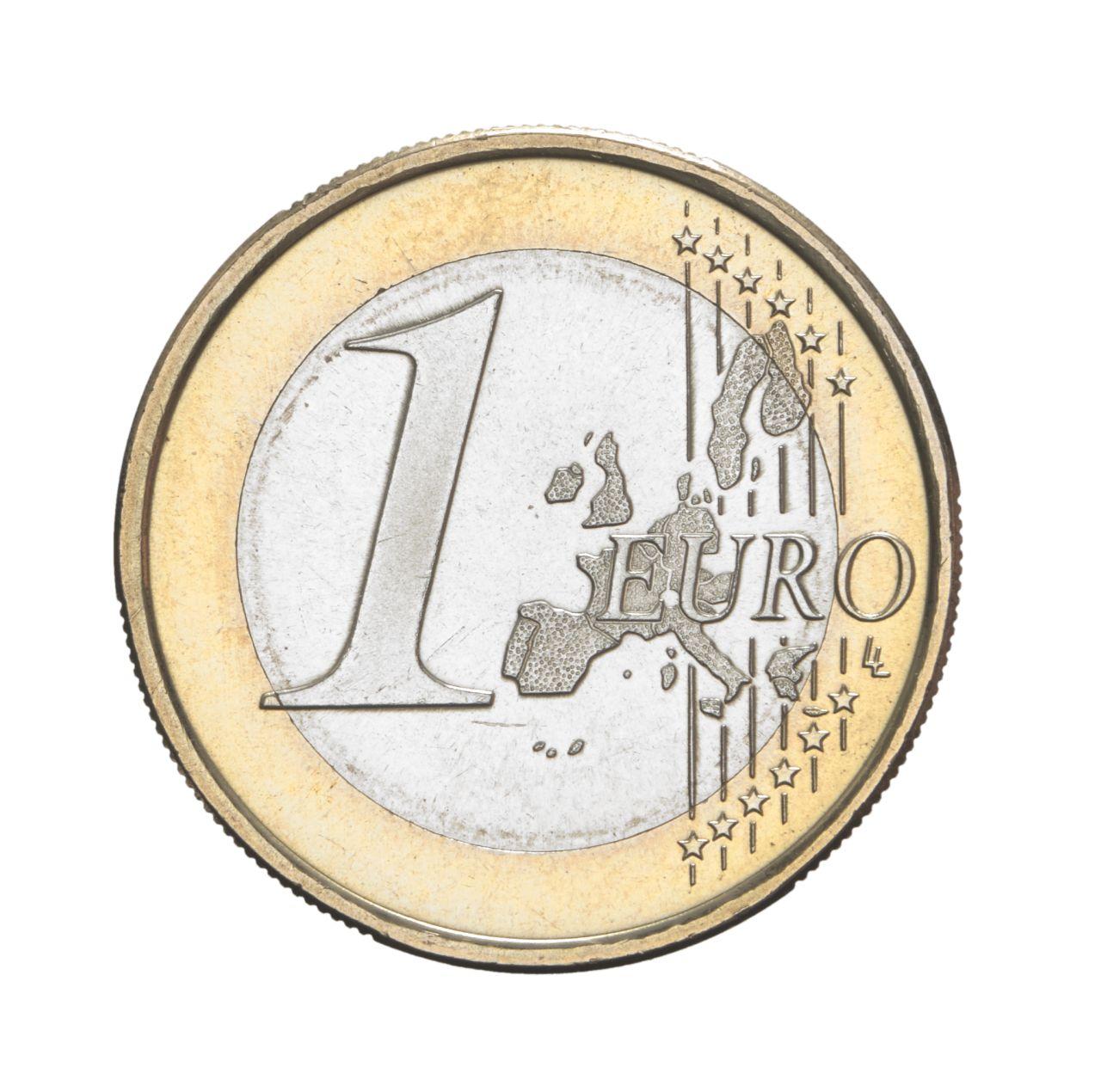 Lemo Objekt Deutsche 1 Euro Münze