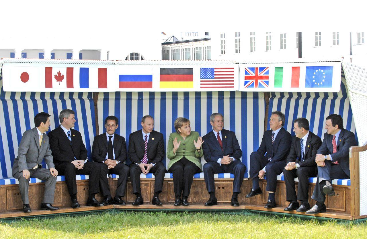 G8 Gipfel Ostsee