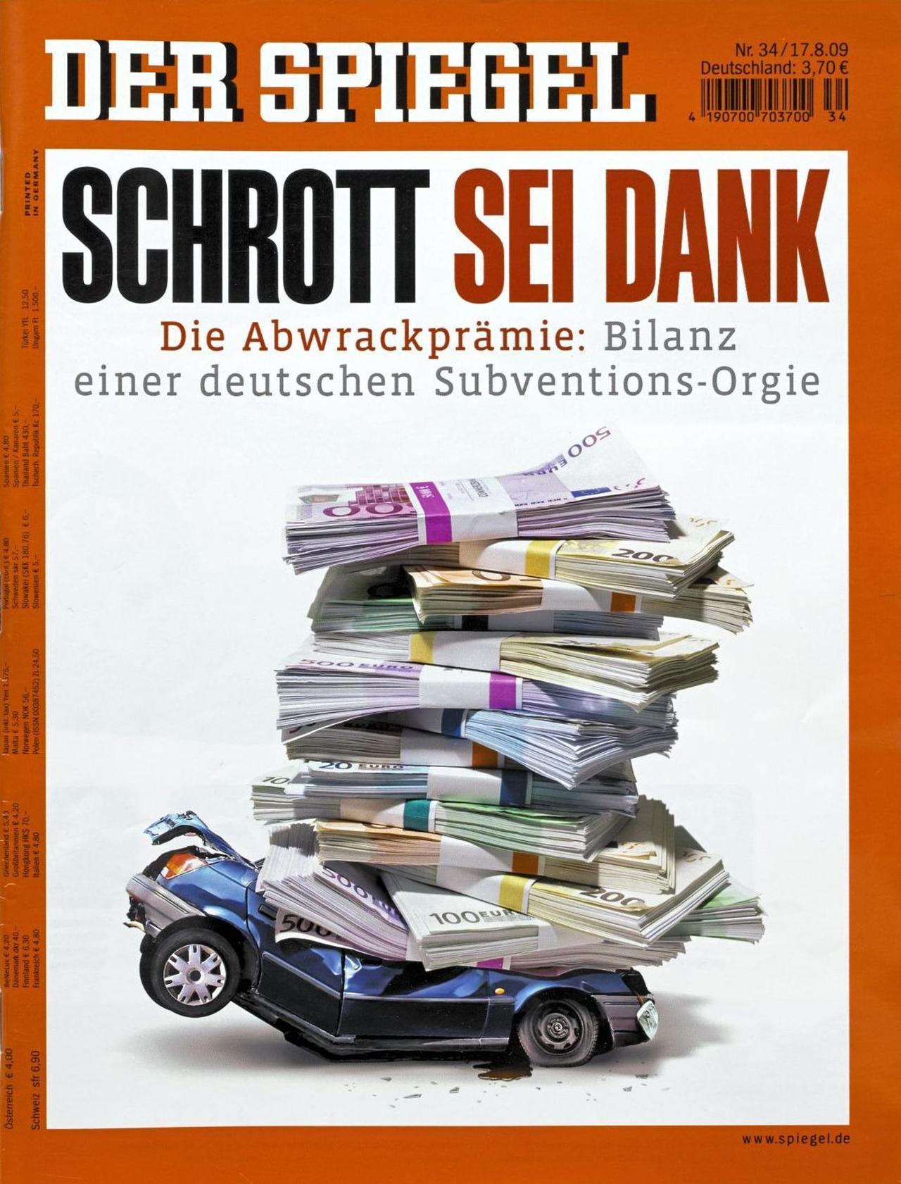 for Spiegel titelblatt