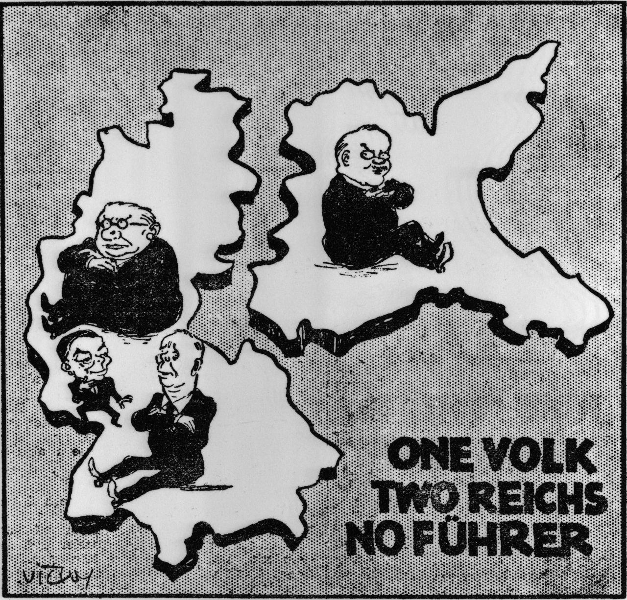 Besatzungszonen karikatur Category:Maps of