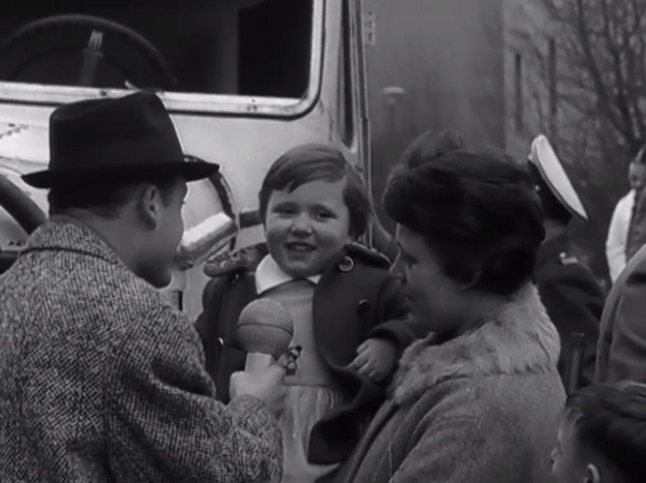 Videostartbild zum Video Flucht aus der DDR, wochenschau