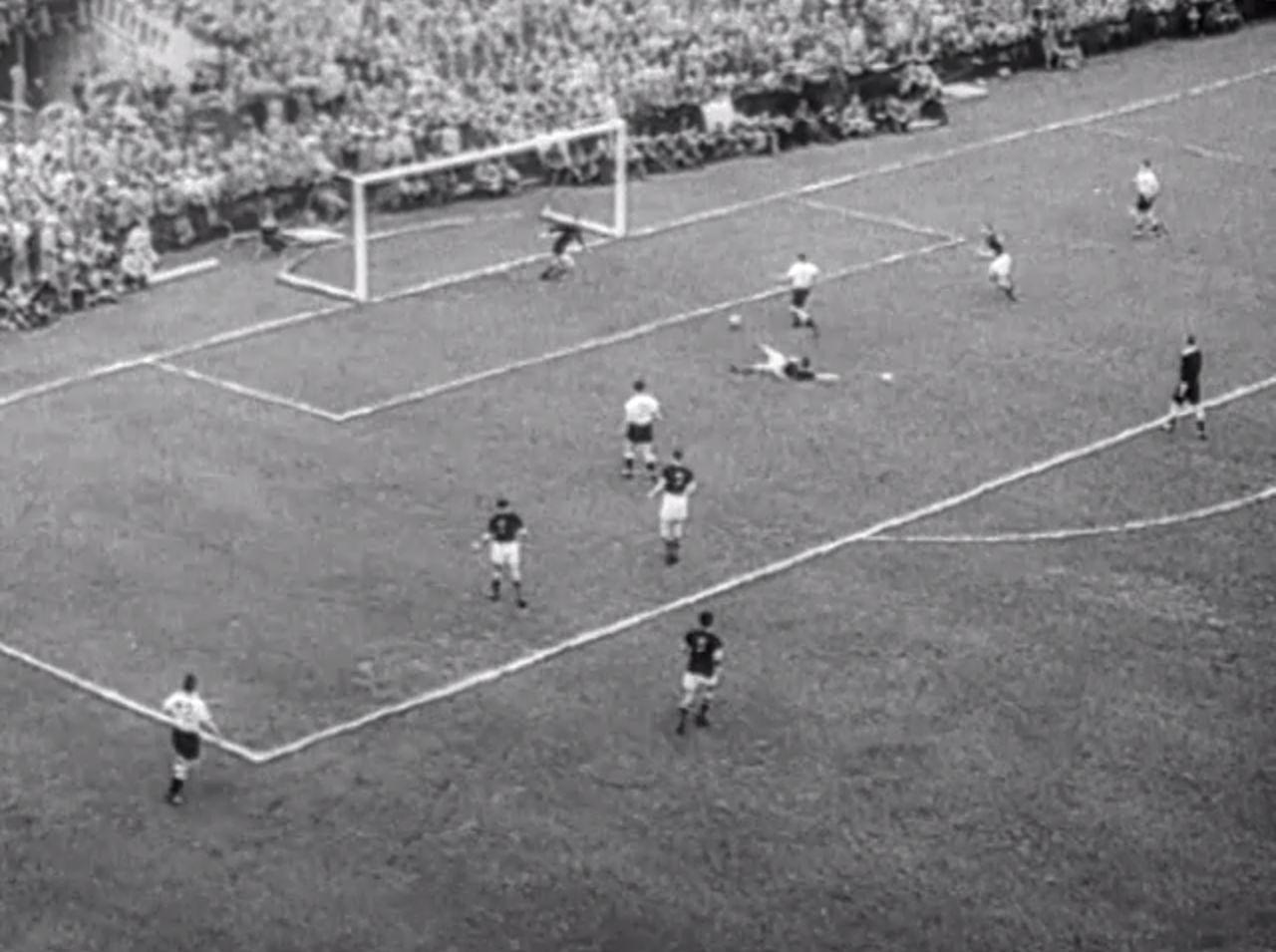 Lemo Video Fussballweltmeisterschaft 1954